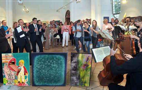 Netzwerke Ausstellung