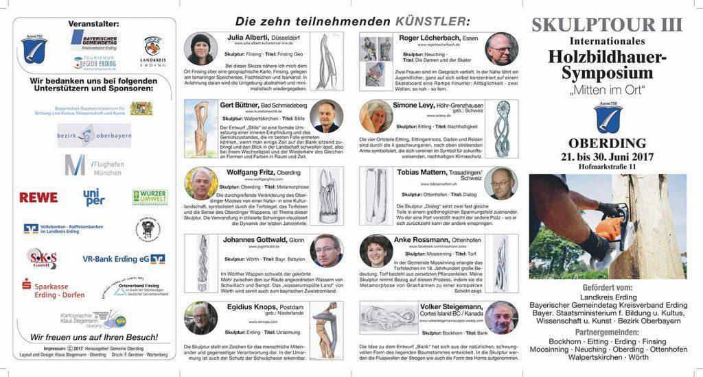 Flyer-1-Holzbildhauer Symposium