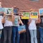 Aktion Ferienspaß der Stadt Erding 2021
